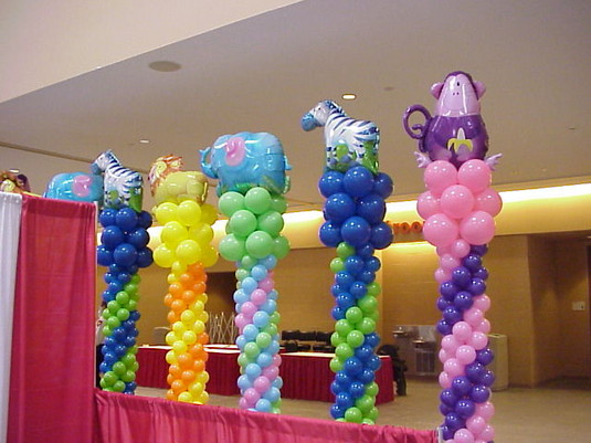 Balloons For All Occasions Air Expressions Balloon Towers
